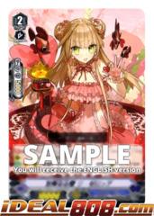 Choco Love Heart, Liselotte - V-TD08/003EN (Regular)