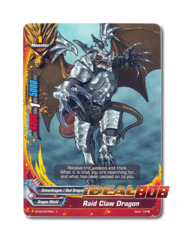 Raid Claw Dragon - BT02/0076EN (C) Common