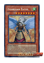 Guardian Eatos - SOVR-EN097 - Secret Rare - Unlimited Edition