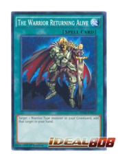 The Warrior Returning Alive - SDHS-EN033 - Common - 1st Edition