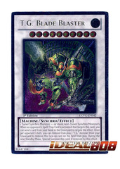 T.G. Blade Blaster - EXVC-EN042 - Ultimate Rare - Unlimited Edition
