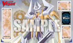 Case Topper Promo Playmat - [Liberator of the Round Table, Alfred] BT10 Triumphant Return of the King of Knights