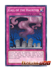 Call of the Haunted - SDBE-EN037 - Common - 1st