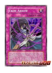 Ebon Arrow - CRMS-EN069 - Common - 1st Edition