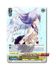 Kanade Tachibana [AB/W31-E106SP SP (SIGNED FOIL)] English
