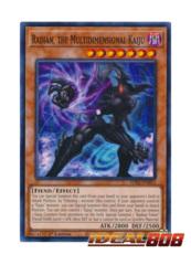 Radian, the Multidimensional Kaiju - SDSA-EN012 - Common - 1st Edition