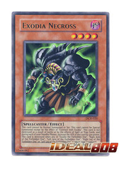 Exodia Necross - DCR-020 - Ultra Rare - Unlimited Edition