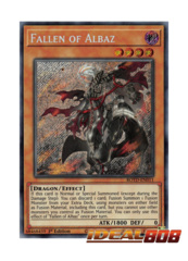 Fallen of Albaz - ROTD-EN011 - Secret Rare - 1st Edition