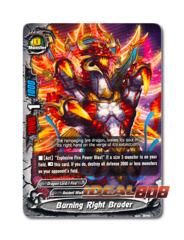 Burning Right Bruder [H-BT01/0050EN U] English Uncommon