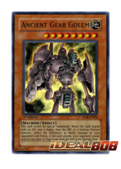 Ancient Gear Golem - TLM-EN006 - Ultra Rare - 1st Edition