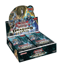 Yugioh Dragons of Legend Booster Box