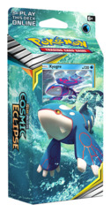 SM Sun & Moon - Cosmic Eclipse (SM12) Pokemon Theme Deck - Kyogre
