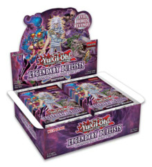 Legendary Duelists: Immortal Destiny (1st Edition) Booster Box