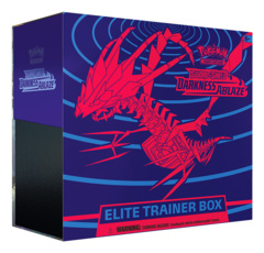 SS Sword & Shield: Darkness Ablaze (SS03) Pokemon Elite Trainer Box - Eternatus * PRE-ORDER Ships Aug.14