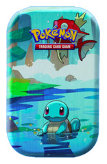 Pokemon Kanto Friends Mini Tin [Squirtle] * PRE-ORDER Ships Mar.15