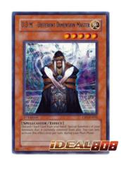 D.D.M. - Different Dimension Master - CRV-EN032 - Rare - Unlimited Edition