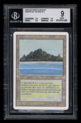 Revised Edition Tropical Island BGS 9 [ID#0010701308] .5 Away