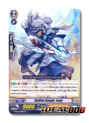 Skillful Knight, Jedd - G-BT04/046EN - C