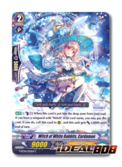 Witch of White Rabbits, Cardamon - G-BT04/070EN - C