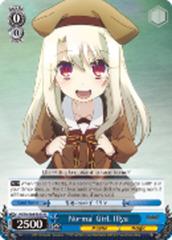 Normal Girl, Illya [PI/EN-S04-E050 U] English