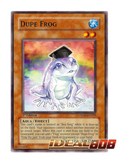 Dupe Frog - CRMS-EN028 - Common - Unlimited Edition