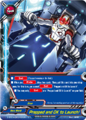 Prepped and OK to Launch! [D-BT01A-EB02/0060EN C (FOIL)] English