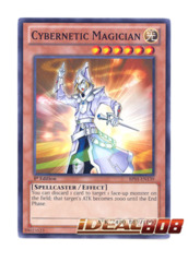 Cybernetic Magician - BP01-EN139 - Starfoil Rare - 1st Edition