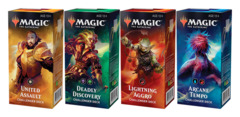 Challenger Decks 2019 Deck  Set (4 Decks)