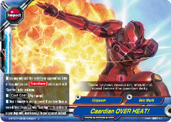 Caardian OVER HEAT! [D-BT01A-EB02/0062EN C] English