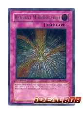 Radiant Mirror Force - FOTB-EN055 - Ultimate Rare - 1st Edition
