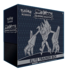 SM Sun & Moon - Burning Shadows (SM03) Pokemon Elite Trainer Box