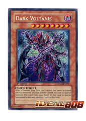 Dark Voltanis - CRMS-EN081 - Secret Rare - 1st Edition