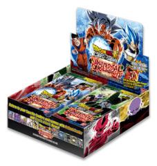 DBS-B09 ~UNIVERSAL ONSLAUGHT~ (English) Dragon Ball Super Booster Box [24 Packs] <SERIES 09>