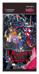 CFV-V-EB12 Team Dragon's Vanity! (English) Cardfight Vanguard V-Extra Booster Pack [7 Cards]