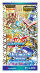 BFE-S-CBT03 Ultimate Unite (English) Future Card Buddyfight Ace Climax Booster Pack * PRE-ORDER Ships Feb.28