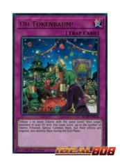 Oh Tokenbaum! - AC18-EN024 - Ultra Rare - 1st Edition