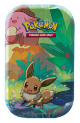 Pokemon Kanto Friends Mini Tin [Eevee] * PRE-ORDER Ships Mar.15