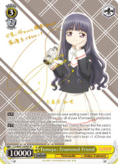 Tomoyo: Enamored Friend  [CCS/WX01-004SP SP (SIGNED FOIL)] English