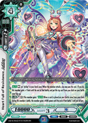 Heart Full of Resistance, Ashley - BT04/052EN - SR (Special FOIL)