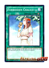 Forbidden Chalice - WIRA-EN053 - Common - 1st Edition