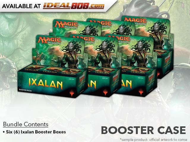 Ixalan (XLN) Booster  Case (6 Boxes)