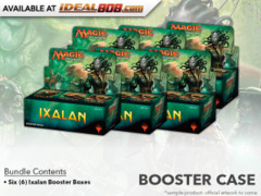 Ixalan (XLN) Booster  Case (6 Boxes)