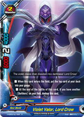Violet Valor, Lord Crow - H-EB02/0015 - R