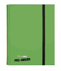 Ultra Pro 9-Pocket Pro Binder - Light Green (#82847)