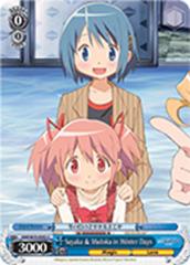 Sayaka & Madoka in Winter Days [MM/W35-E092 C] English