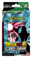 DBS-SD03 The Dark Invasion (English) Dragon Ball Super Starter Deck