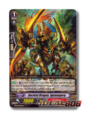 Ancient Dragon, Iguanogorg - BT11/037EN - R