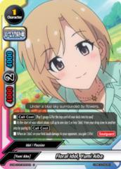Floral Idol, Yumi Aiba [S-UB-C03/0055EN U (FOIL)] English