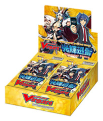 CFV-BT14 Brilliant Strike (English) Cardfight Vanguard Booster Box