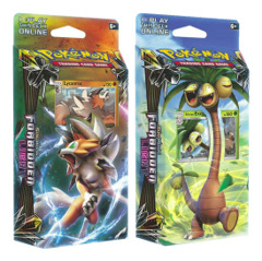 SM Sun & Moon - Forbidden Light (SM06) Pokemon Theme Deck  Set - Lycanroc & Exeggutor * PRE-ORDER Ships Apr.30